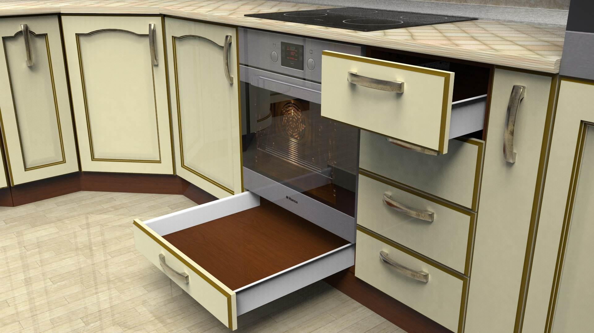 Kitchen planner gt online 3d best free home design for 3d kitchen planner online