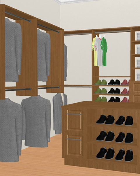 Design Own Wardrobe Online