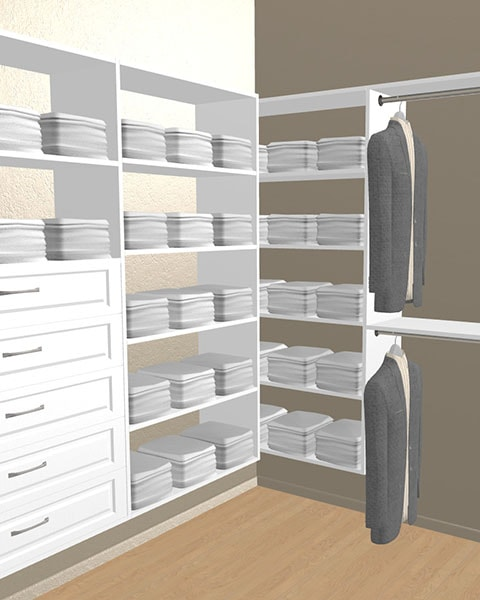 Wonderful Closet Sample 7