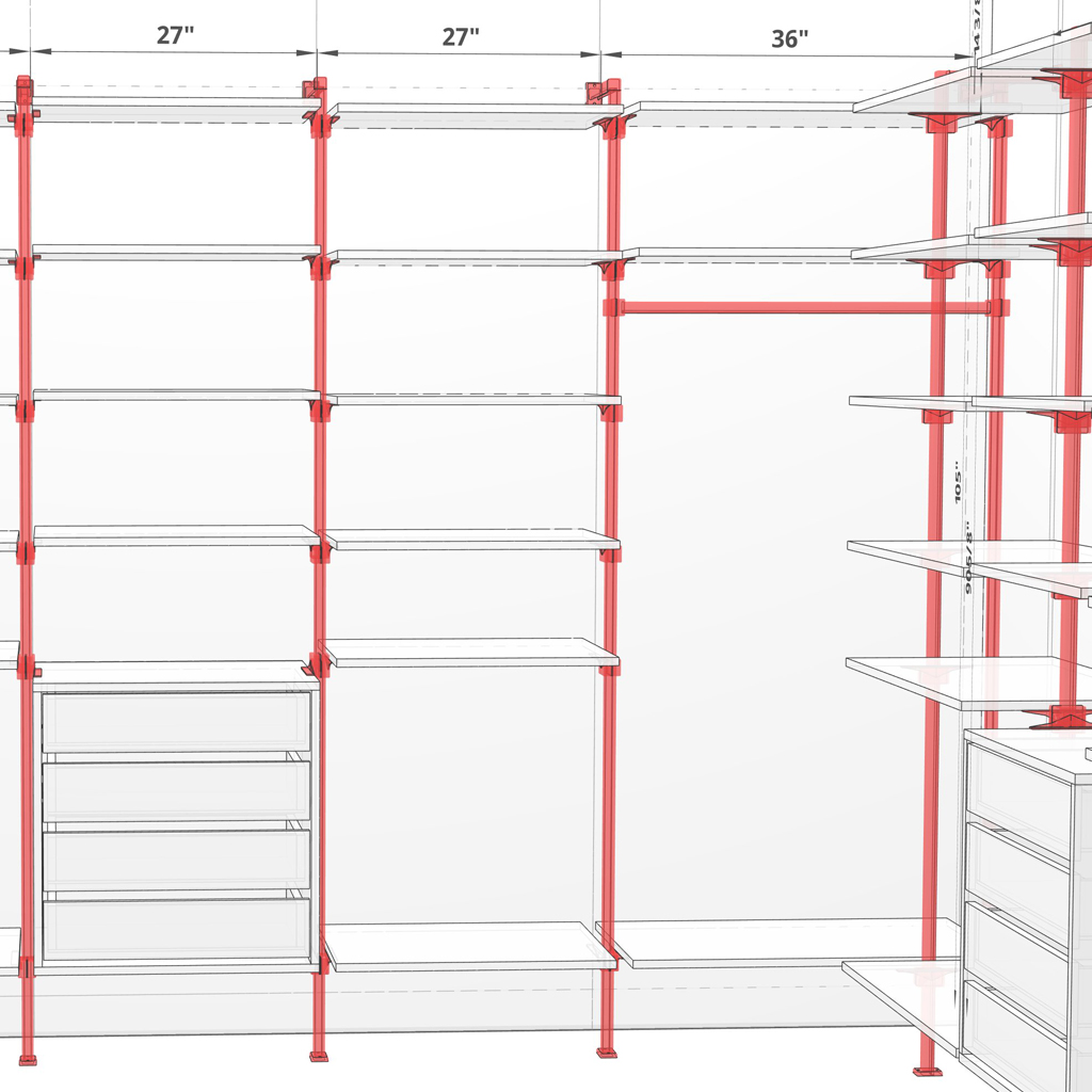 Tremendous Online 3D Closet Planner For Home Design The Walk In Of Home Interior And Landscaping Ologienasavecom